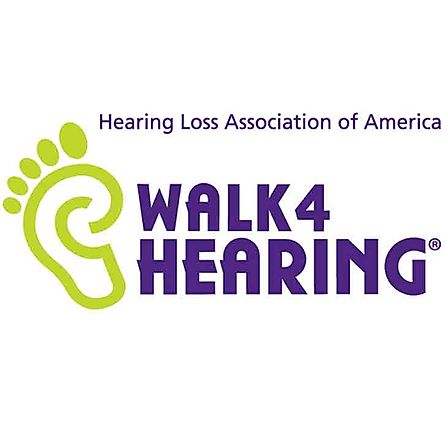 Walk 4 Hearing Logo