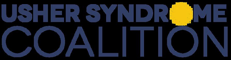 Usher Syndrome Coalition Logo